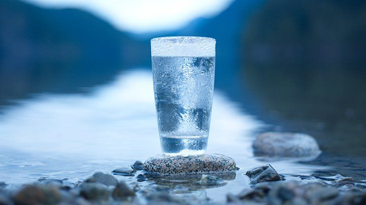 humic acid on drinking water
