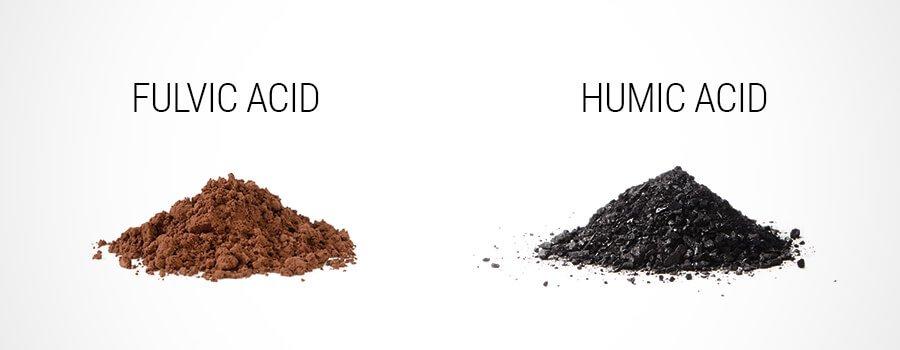 Bio potassium fulvate(fulvic acid) and humic acid